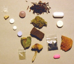 Types of Hallucinogens
