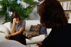 Therapy treats the underlying issues attached to addiction.
